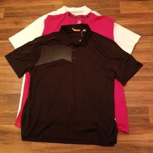 3 for $22 Men's Polo / Tshirts for Big & Tall